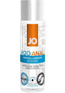 Jo H2o Anal Cool Water Based Lubricant...