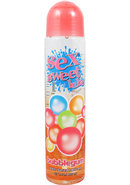 Sex Sweet Lube Flavored Water Based Lubricant Bubble Gum...