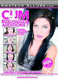 Cum Swallowing Auditions 07