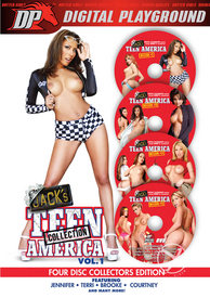 Jacks Teen America 01 (4 Disc Set)