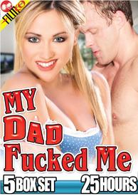 25hr My Dad Fucked Me {5 Disc}