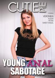 Young Anal Sabotage