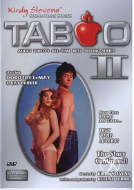 Taboo 02 {remastered and New Cover}
