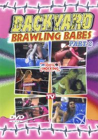 Backyard Brawling Babes 02