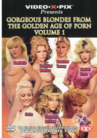 Gorgeous Blondes Golden Age 01