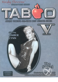 Taboo 05 {remastered and New Cover}