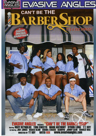 Cant Be Barber Shop