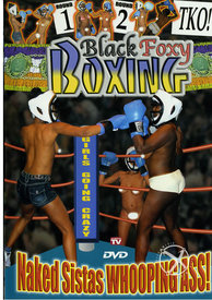 Black Foxy Boxing