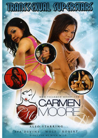 Transsexual Superstars Carmen Moore