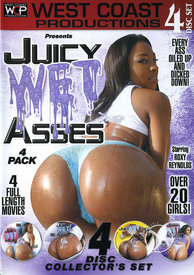 Juicy Wet Asses 1-4 {4 Disc Set}
