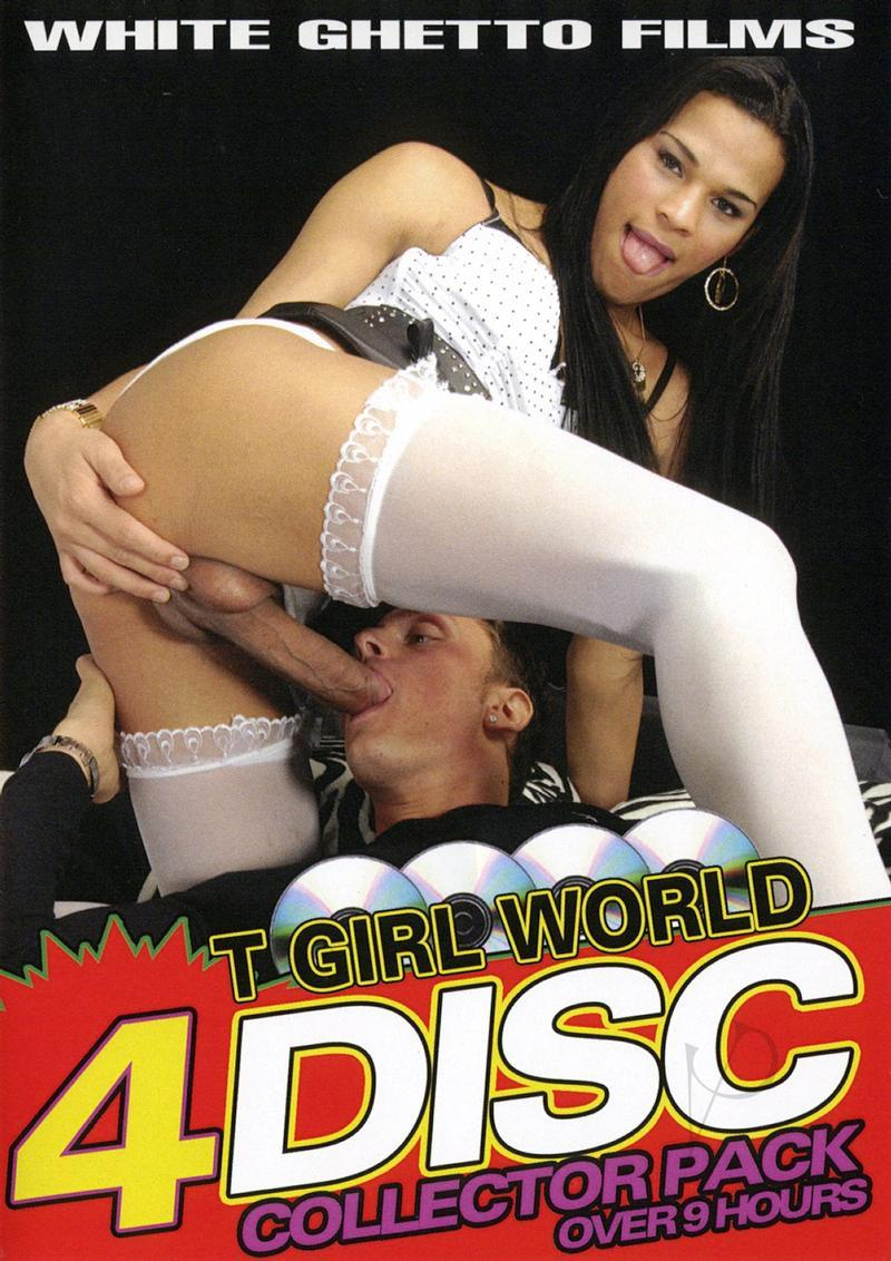 T Girl World {4 Disc}