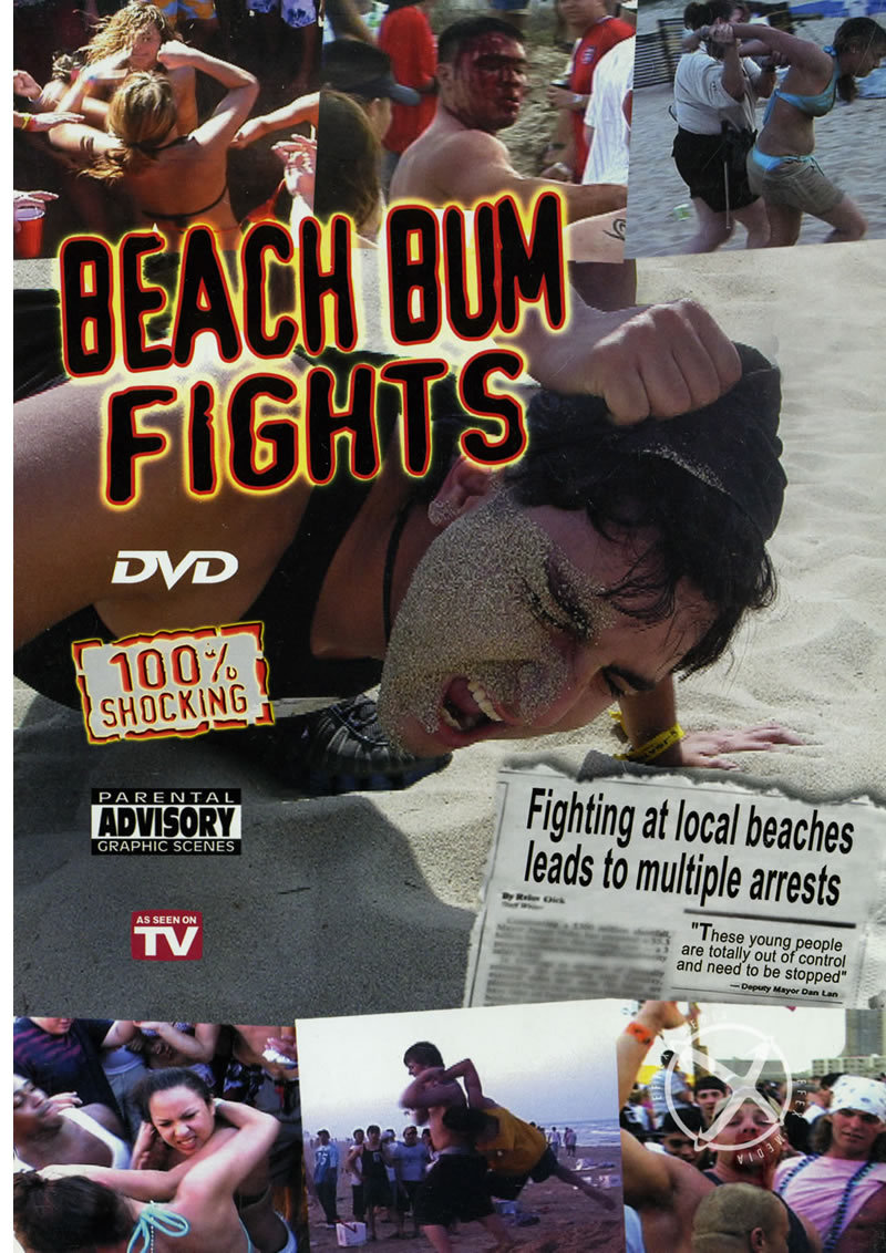Beach Bum Fights (disc)