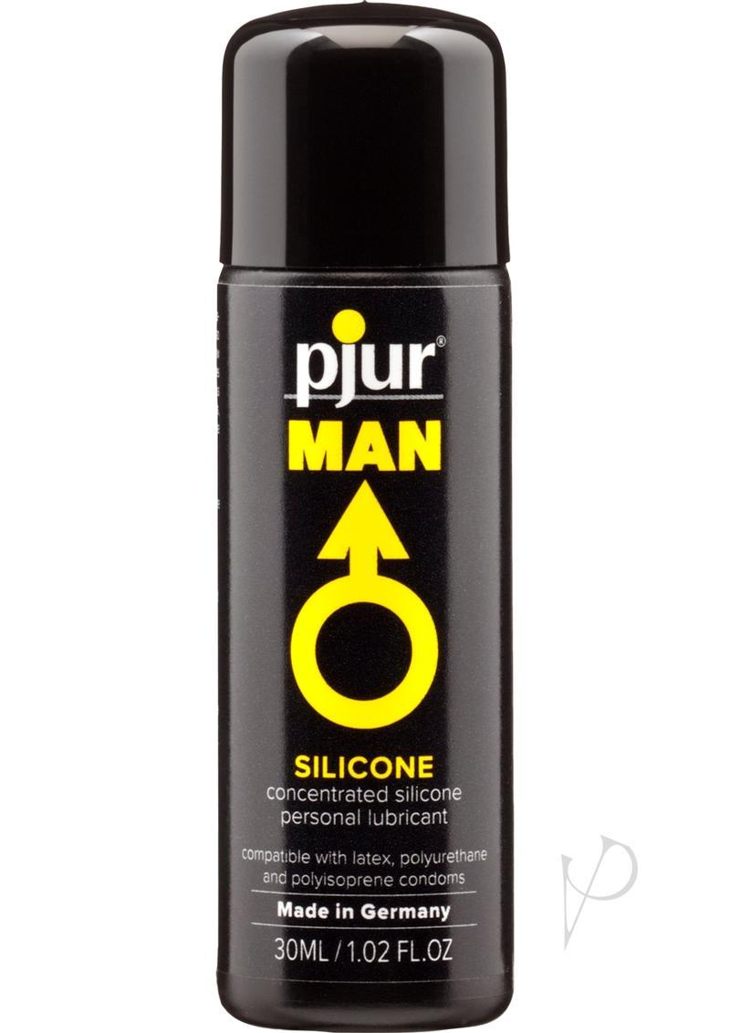 Pjur Man Basic Personal Glide Silicone Lubricant 1.02 Ounce