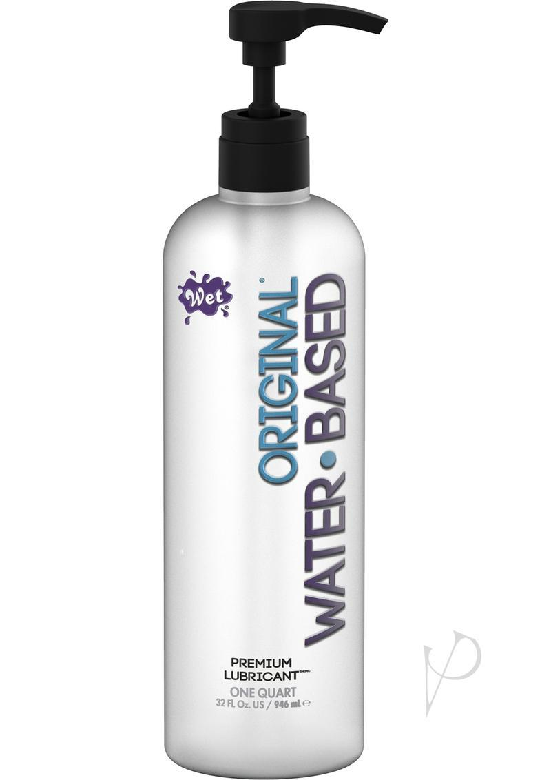 Wet Original 1 Quart 32 Ounces (pump)