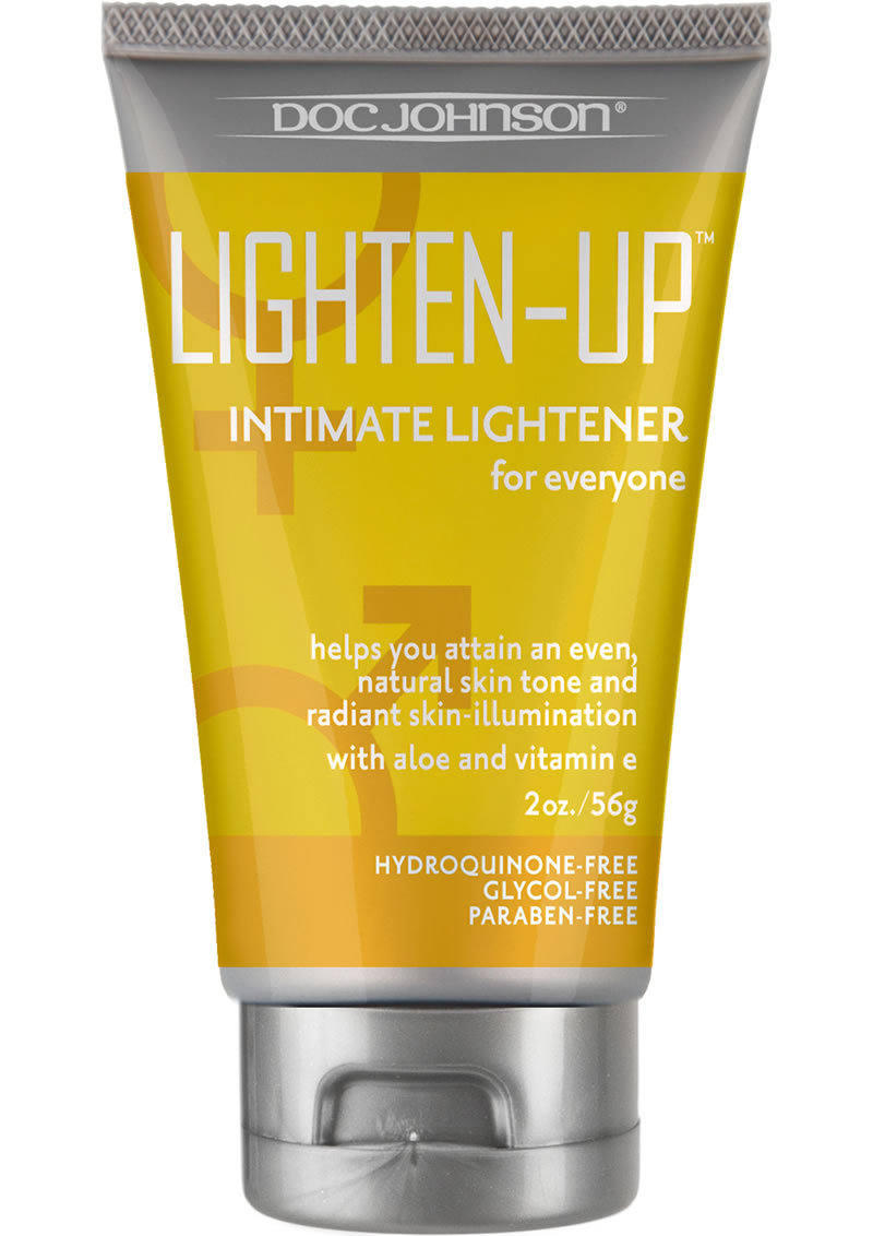 Lighten Up Intimate Lightener For Everyone Skin Cream 2 Ounce
